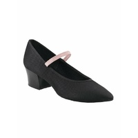 Academy Canvas Character Dance Shoes w/ Suede Sole