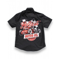 Men's Garage Shirt in Motor Oil