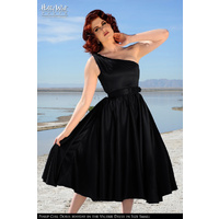 Valerie Dress in Black